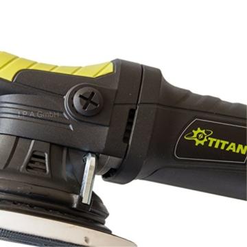 titan dual action tda21 exzenterpoliermaschine. Black Bedroom Furniture Sets. Home Design Ideas